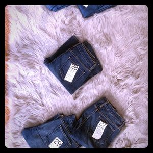 Designer Jeans Blowout - $50 Paper Denim & Cloth!